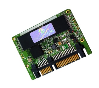 Slim SATA III SSD MLC Wide Temp