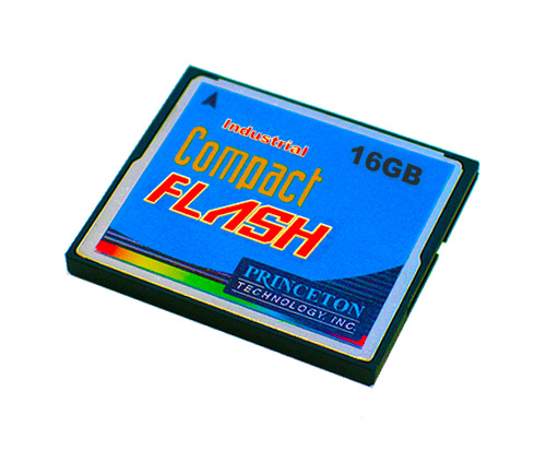 Industrial Compact Flash Card SLC Wide Temp