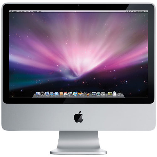 "iMac Intel Core 2 Duo 20"" / 24"" - inch 2008"