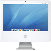 iMac Intel Core 2 Duo 17-inch