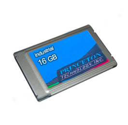 Industrial PCMCIA SLC Wide Temp