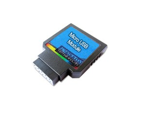 Micro USB 10 Pin 2.00mm SLC Wide Temp 1GB