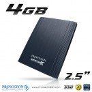 "INDUSTRIAL SSD 4GB 2.5"" IDE SLC FLASH WIDE TEMP"